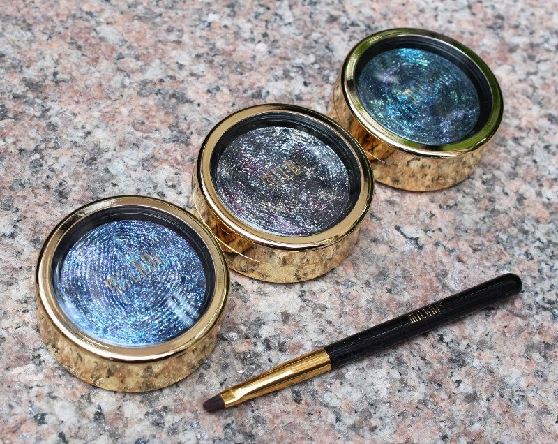 Milani Limited Edition Bedazzled Collection constellation gel eyeliners