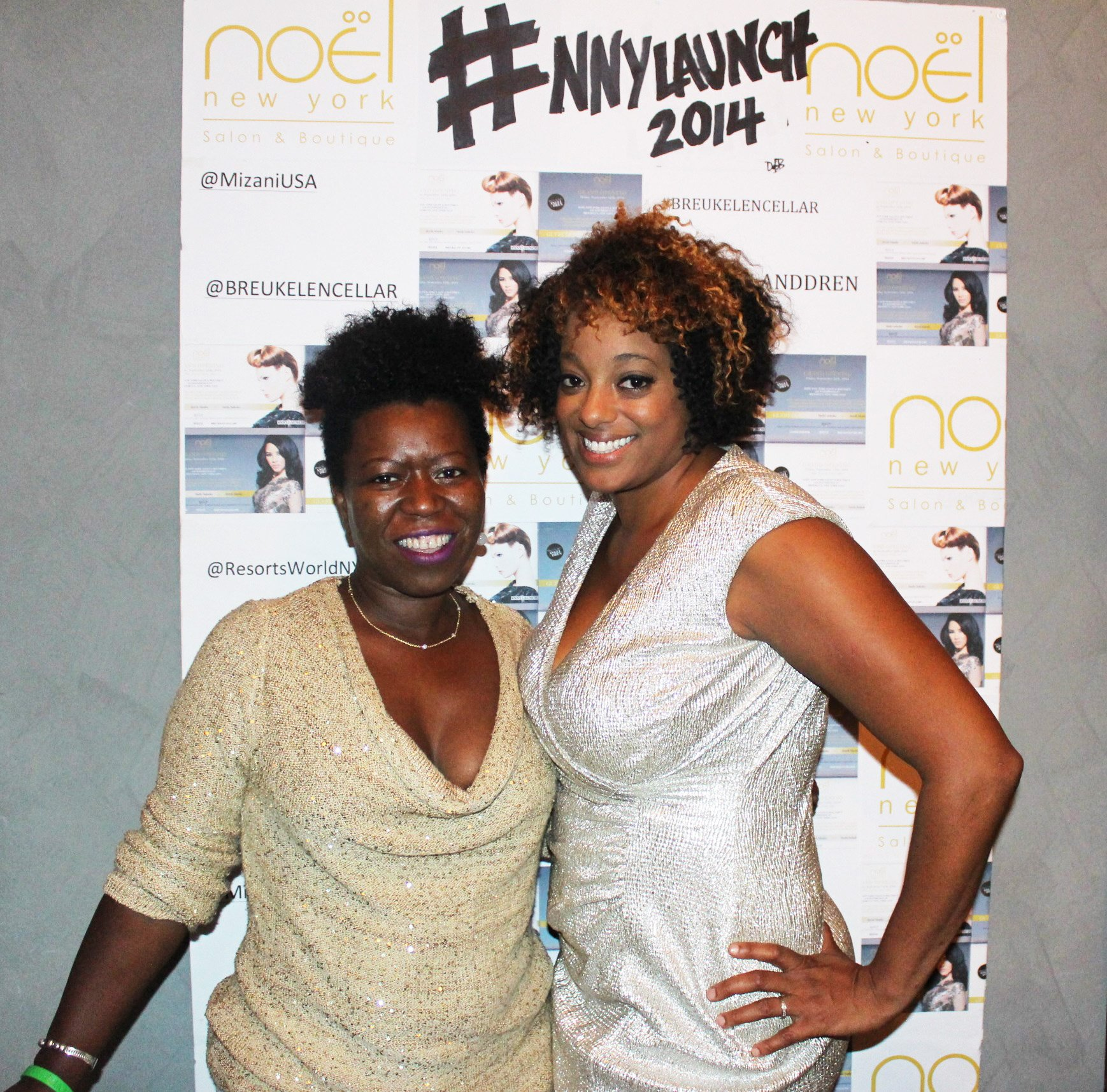 Noël New York Salon & Boutique Launch Party