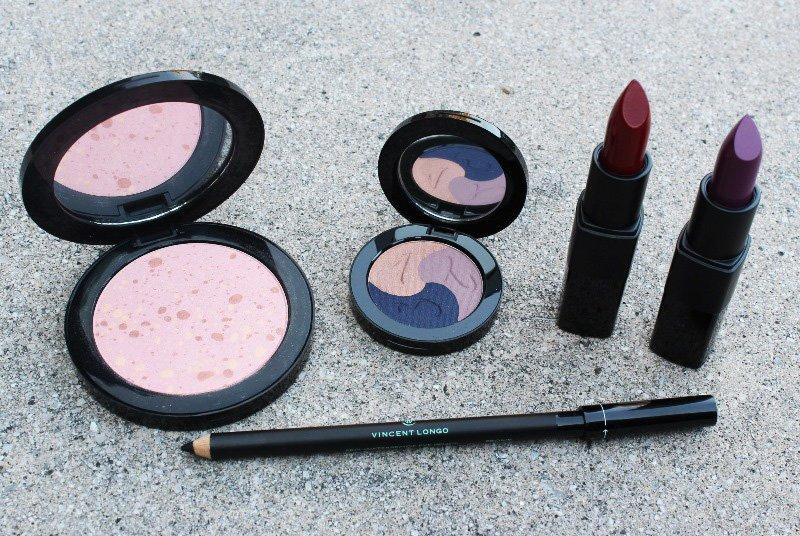 Vincent Longo Cosmetics review