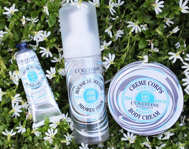 L'Occitane Shea Whipped Collection