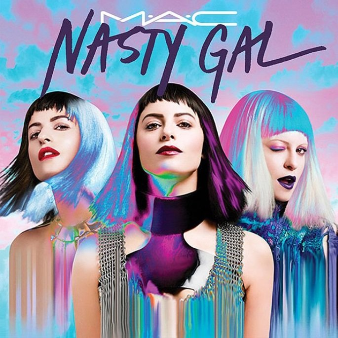 mac nasty gal collection