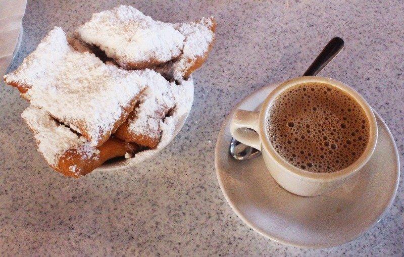 cafe du monde nola beignets