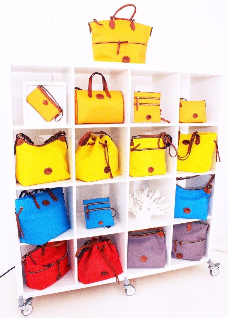 Dooney & Bourke Spring 2015 Nylon Collection