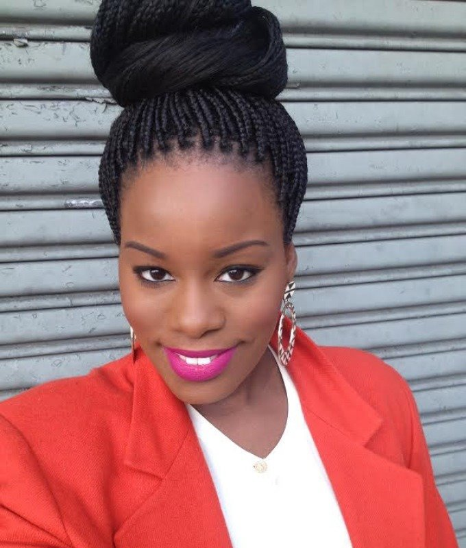 how to maintain box braids