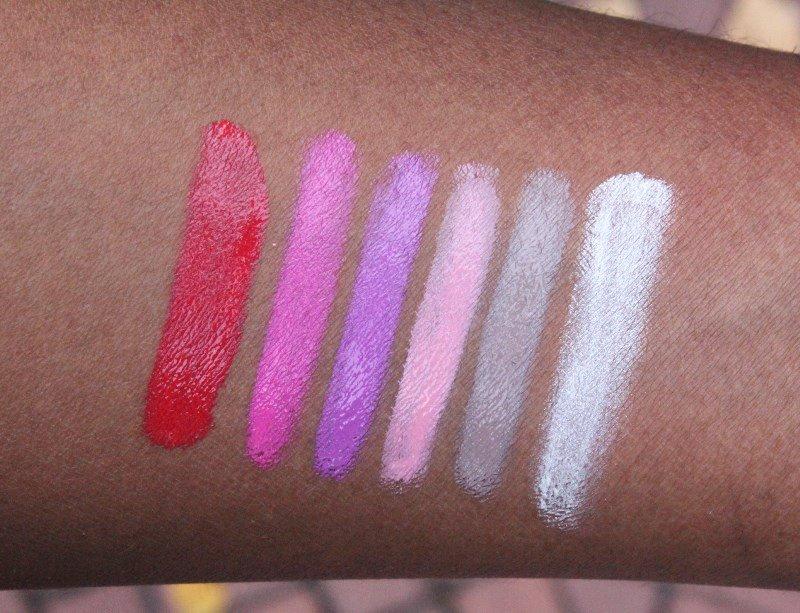 Obsessive Compulsive Cosmetics Lip Tar Test Tube x 12 swatches
