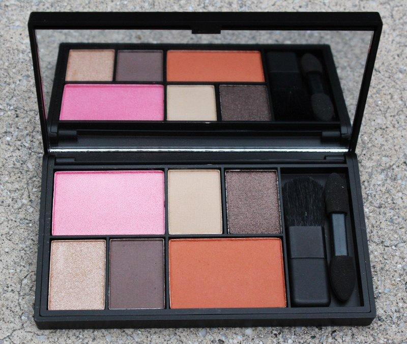 Sleek MakeUp Dancing Til Dusk Eye & Cheek Palette