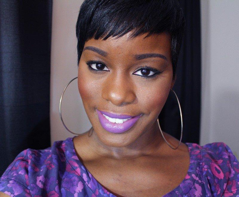 mac go for it lipstick dark skin