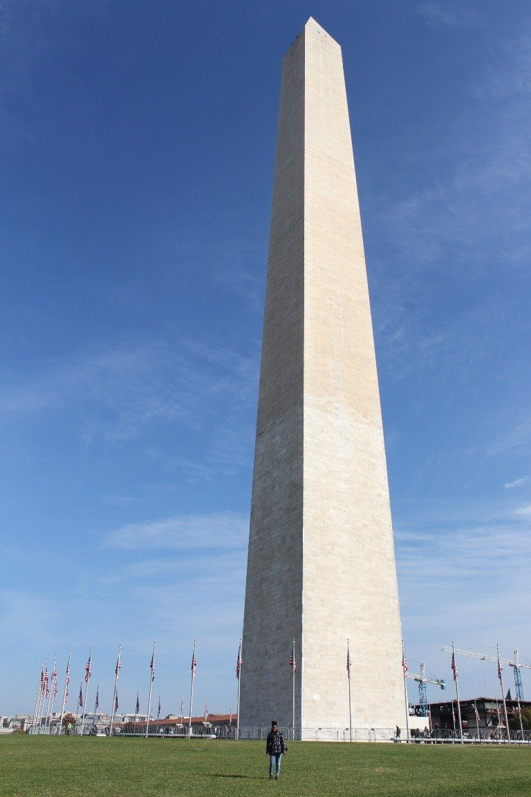 DC Monuments & Memorials Washington Monument