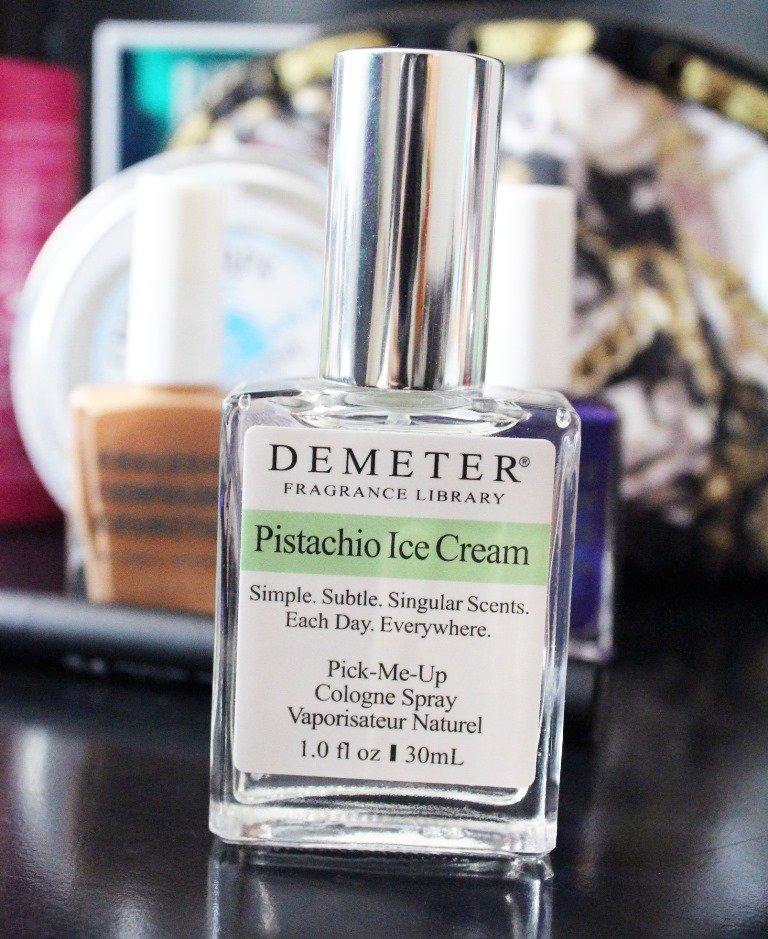 Demeter Pistachio Ice Cream