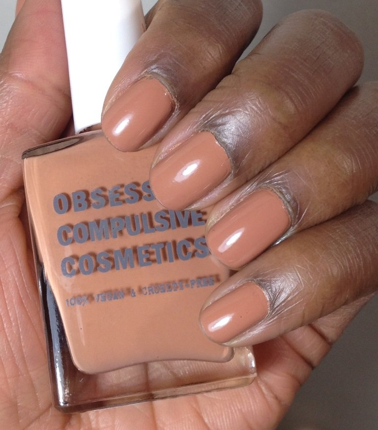 Obsessive Compulsive Cosmetics Unknown Pleasures Nail Lacquer Covet