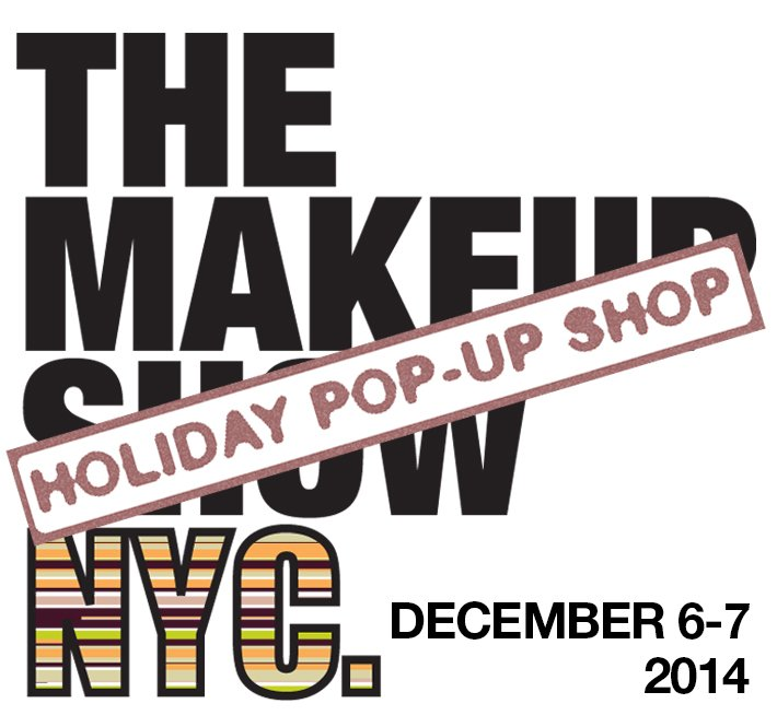 Makeup Show NYC Holiday Pop-Up Shop