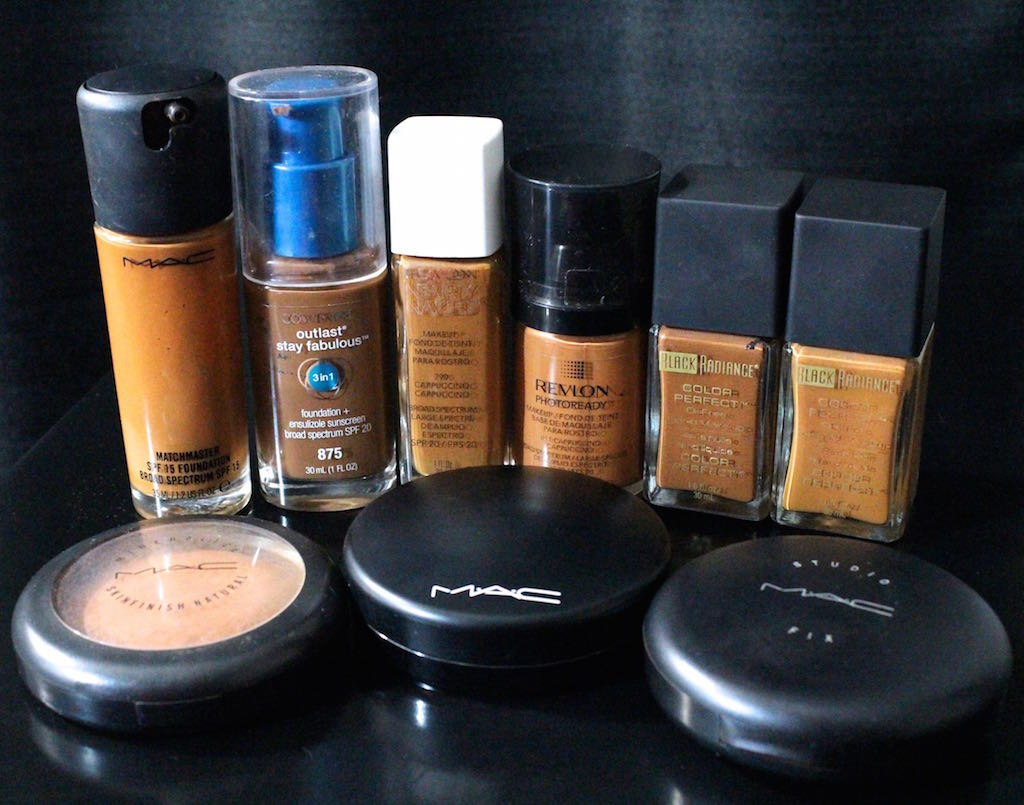 foundation for dark skin