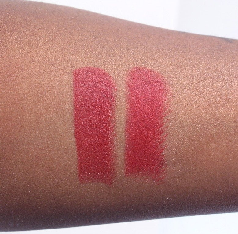 milani color statement matte lipstick confident