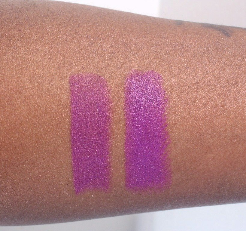 milani color statement matte lipstick glam