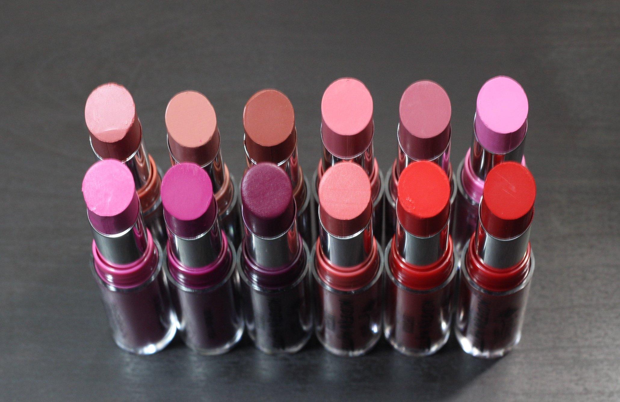 Jordana Modern Matte Lipsticks