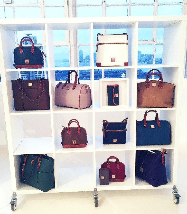 Dooney & Bourke Fall 2015 Pebble Collection