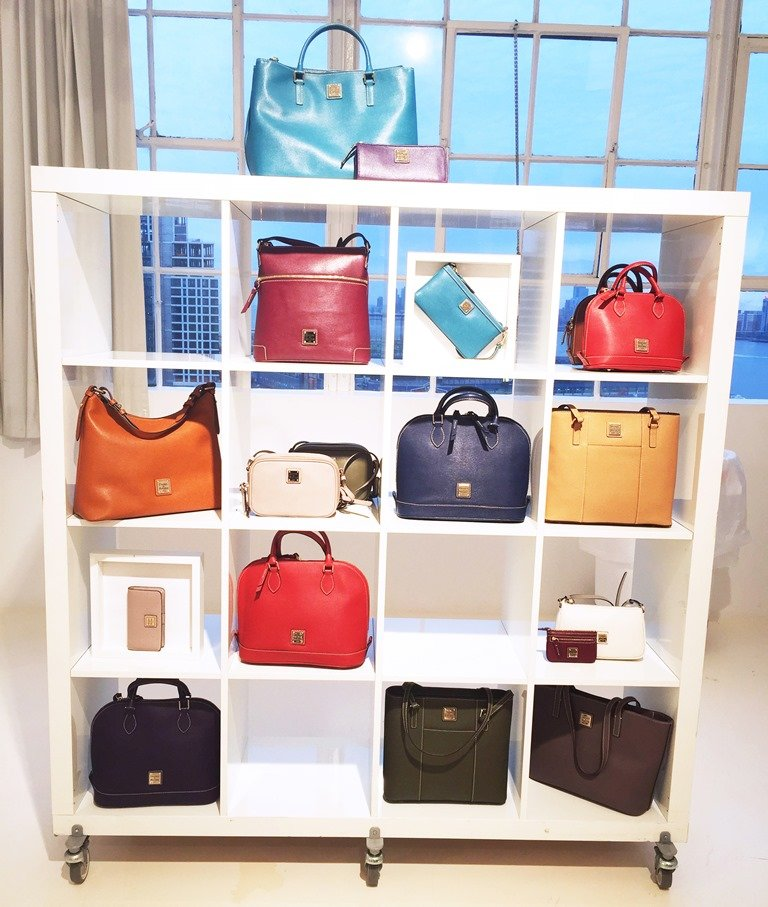 Dooney & Bourke Fall 2015 Saffiano Collection