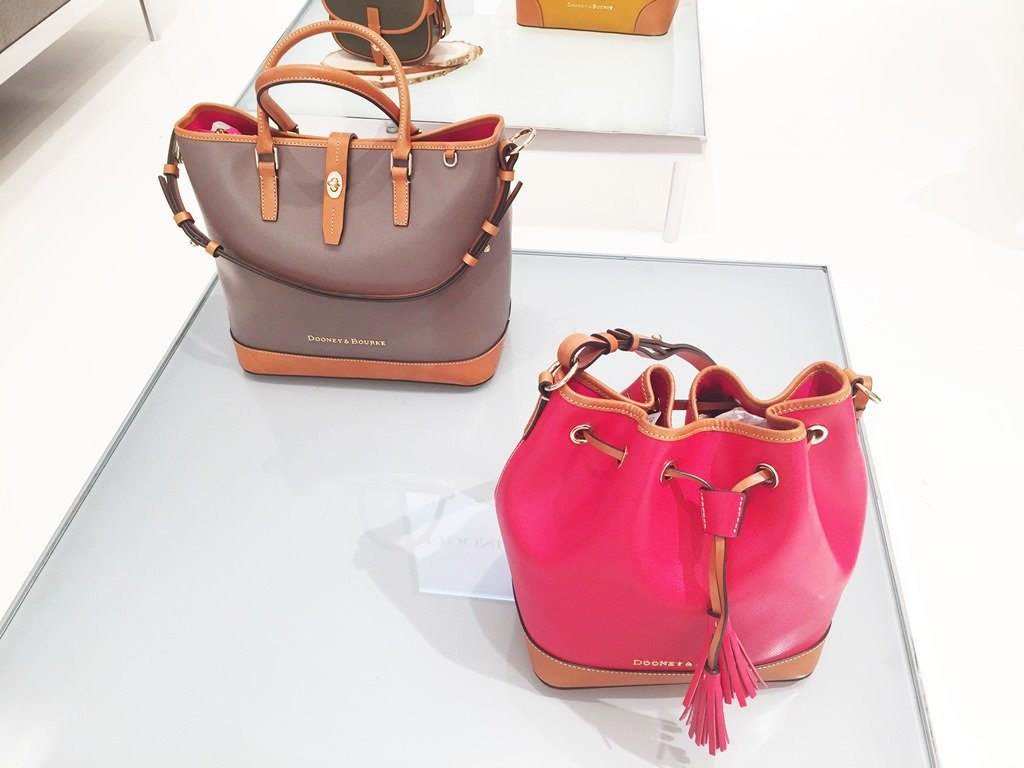 Dooney & Bourke Fall 2015 Claremont Collection