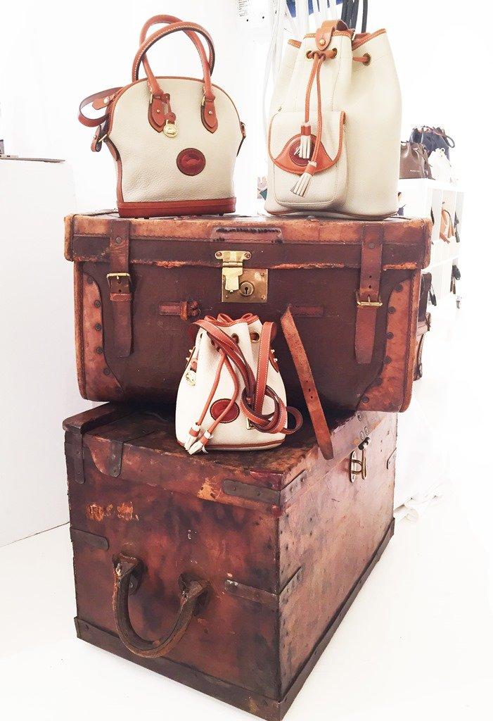 Restored Vintage Dooney & Bourke Bags