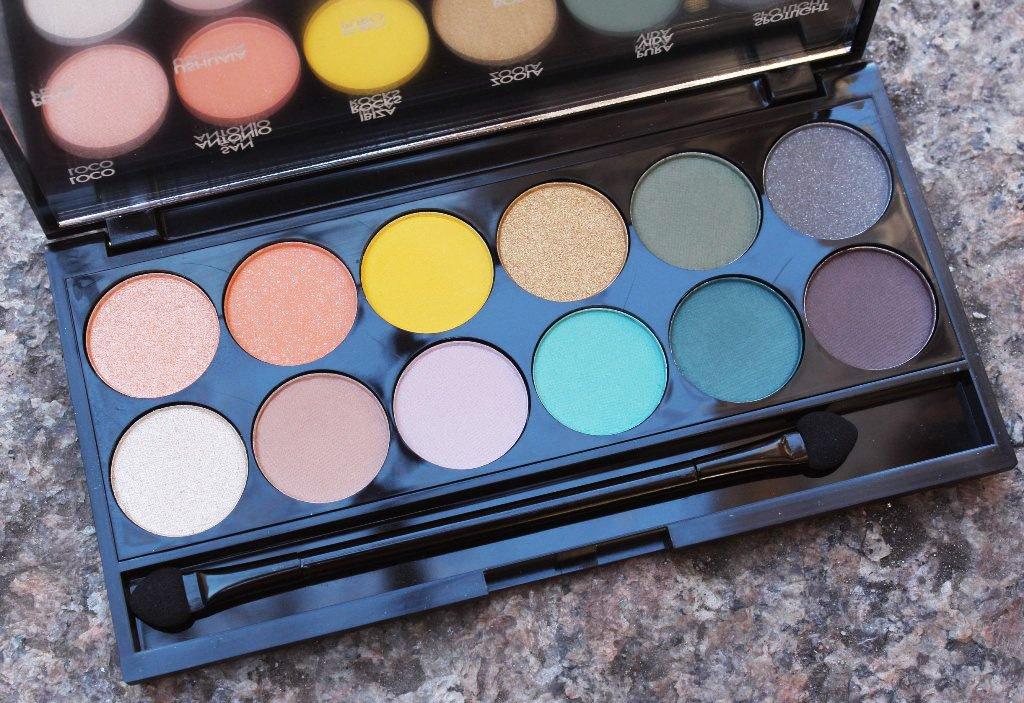 Sleek MakeUp i-Divine Del Mar Vol II Palette