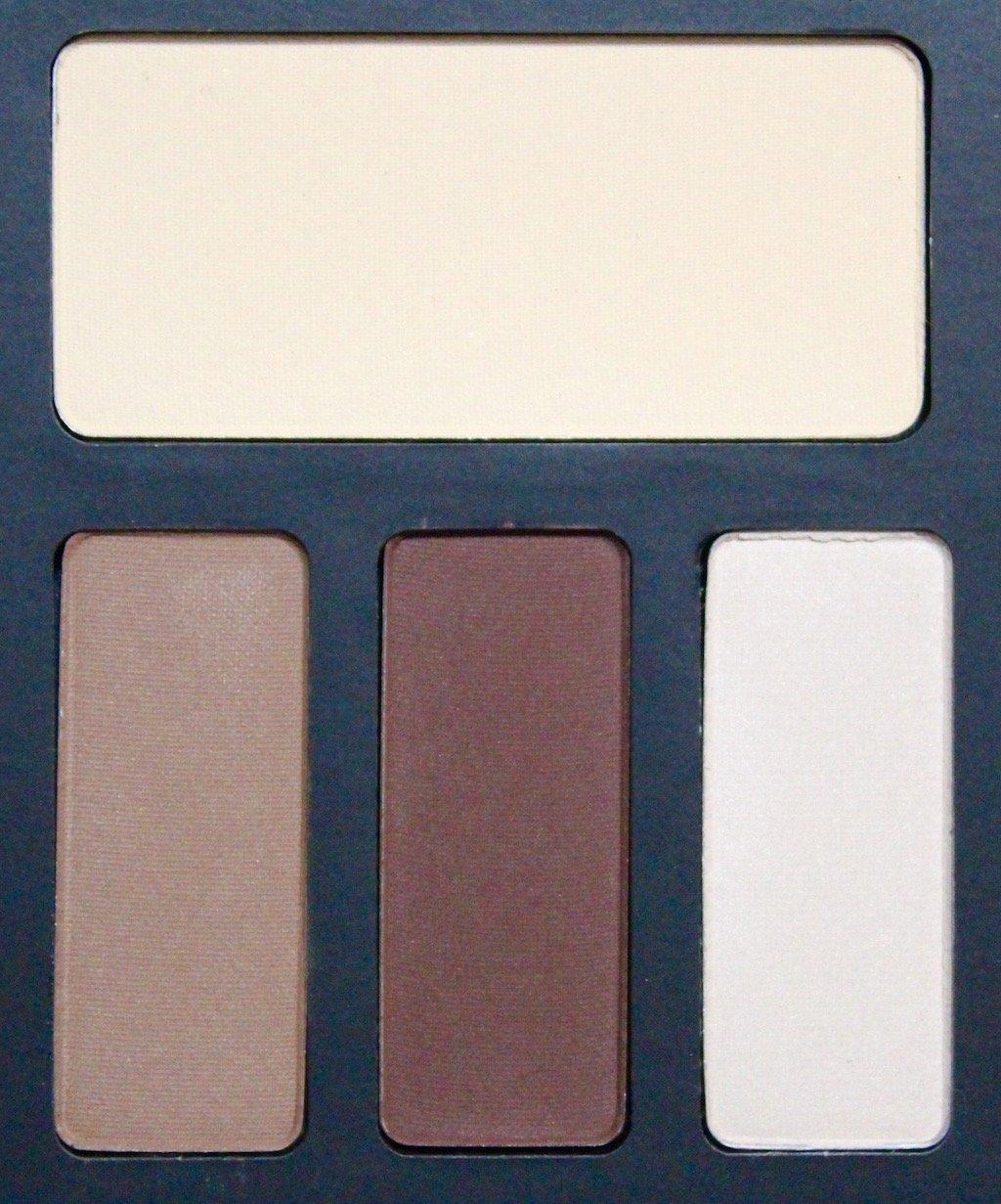 Kat Von D Shate + Light Eye Contour Palette neutral quad