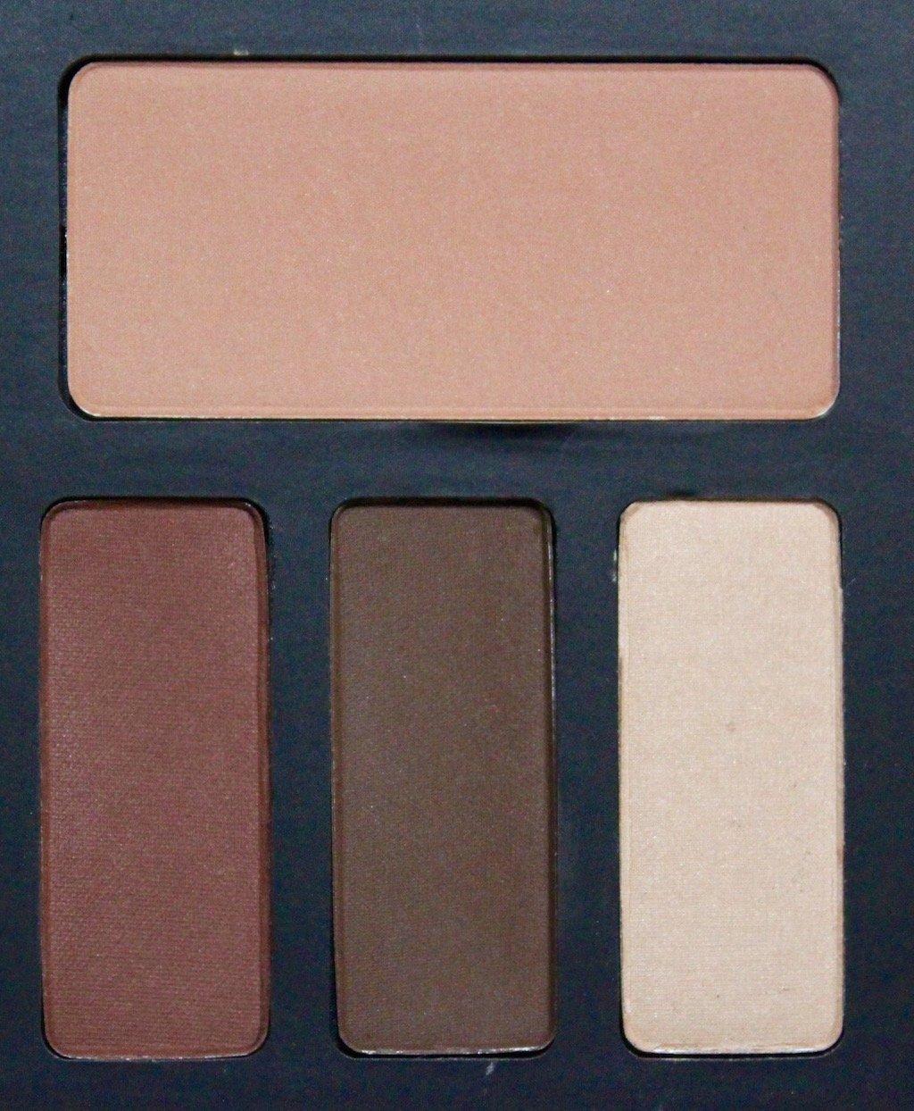Kat Von D Shate + Light Eye Contour Palette warm quad