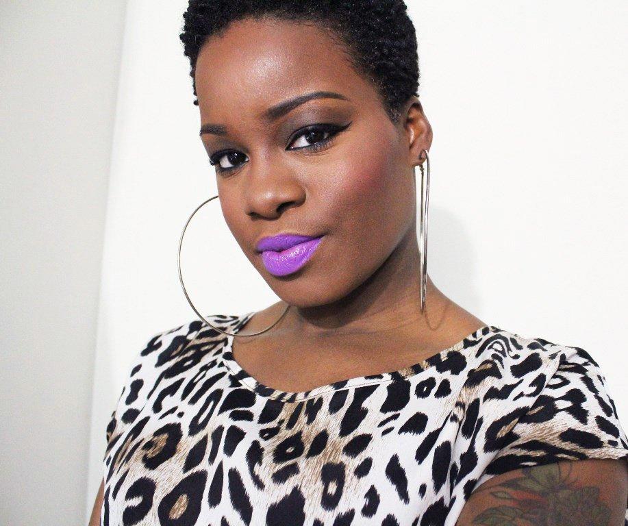 LA Girl Glazed Lip Paint Coy