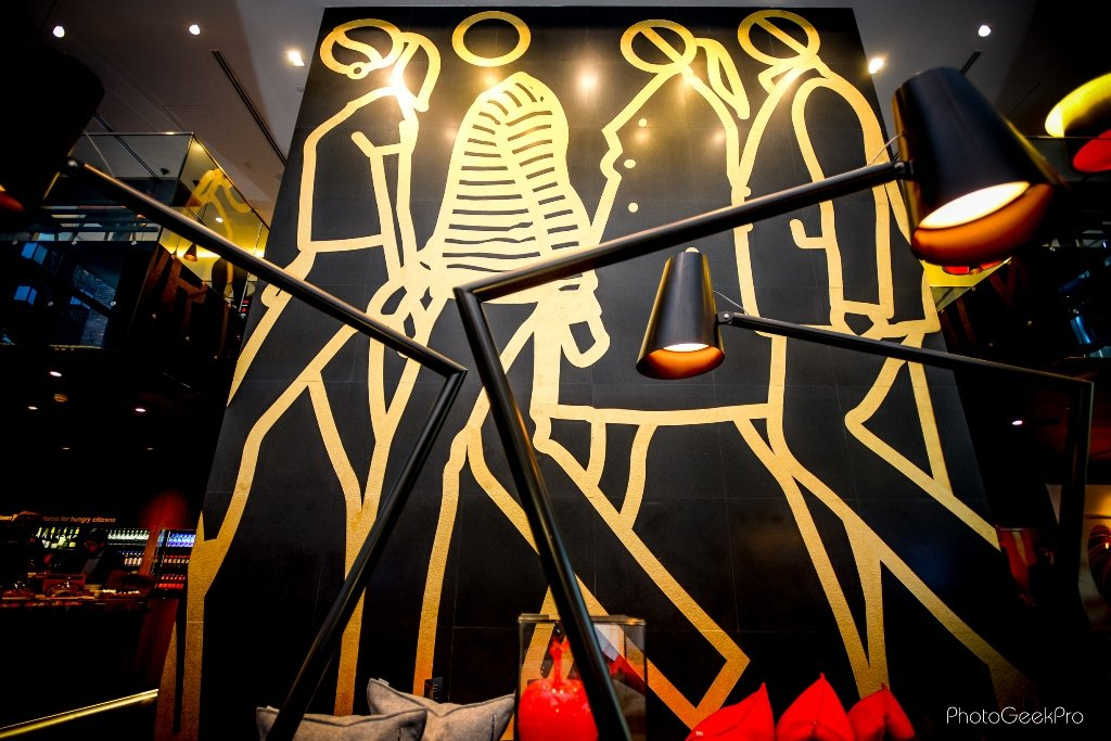 New York citizenM Blogger Experience