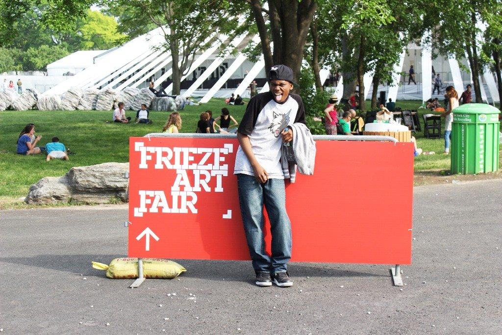 Frieze New York Art Festival 2015