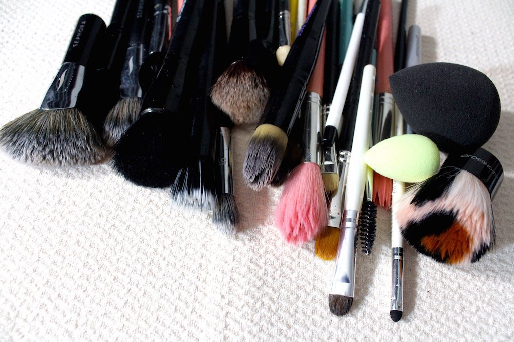Japonesque Solid Brush Cleaner Review