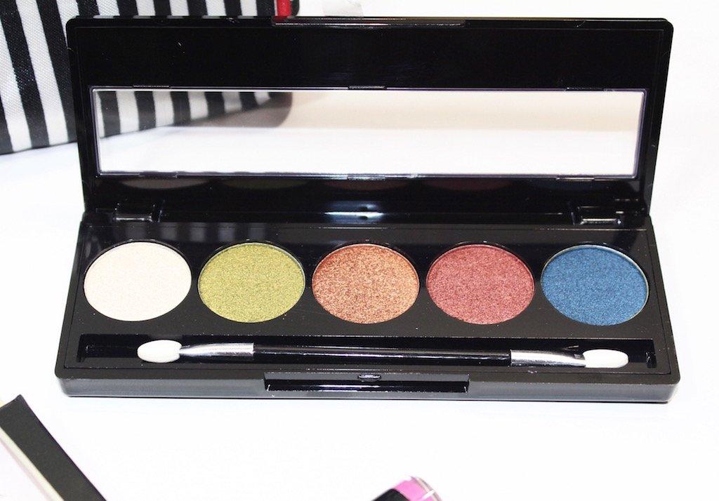 Aboslute New York True Eyeshadow Palette Element