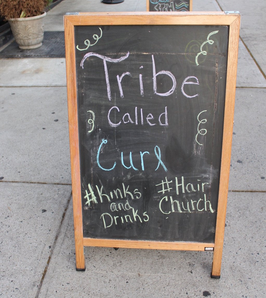 Tribe Called Curl Kinks and Drinks
