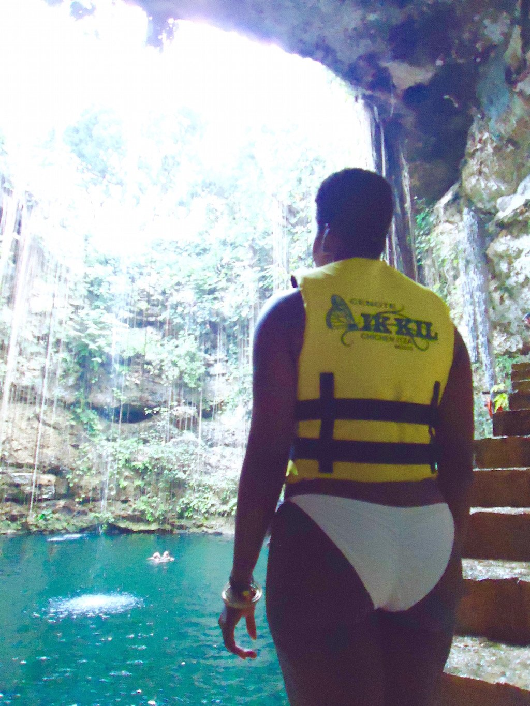 Cancun Cenote Ik Kil