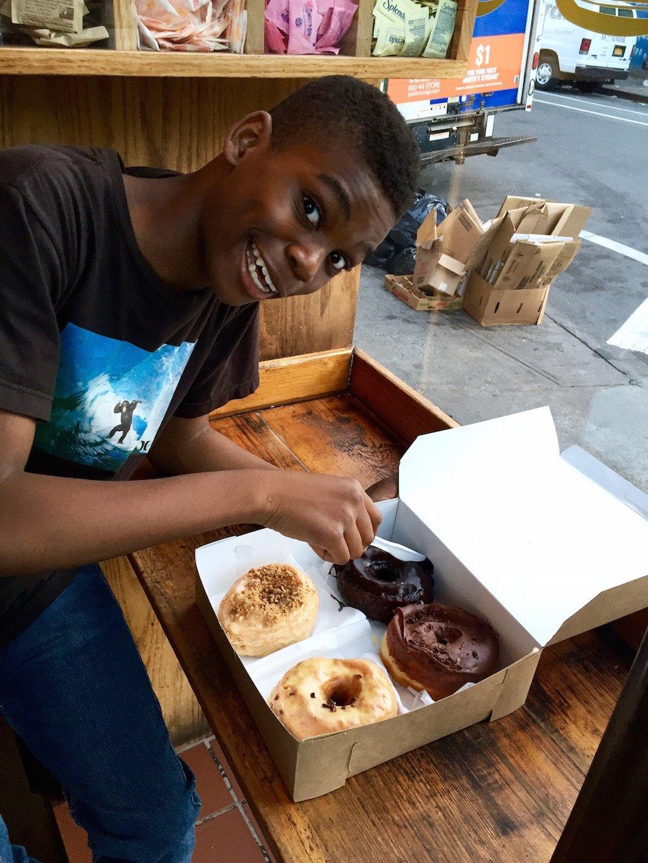 Dough Doughnuts Brooklyn