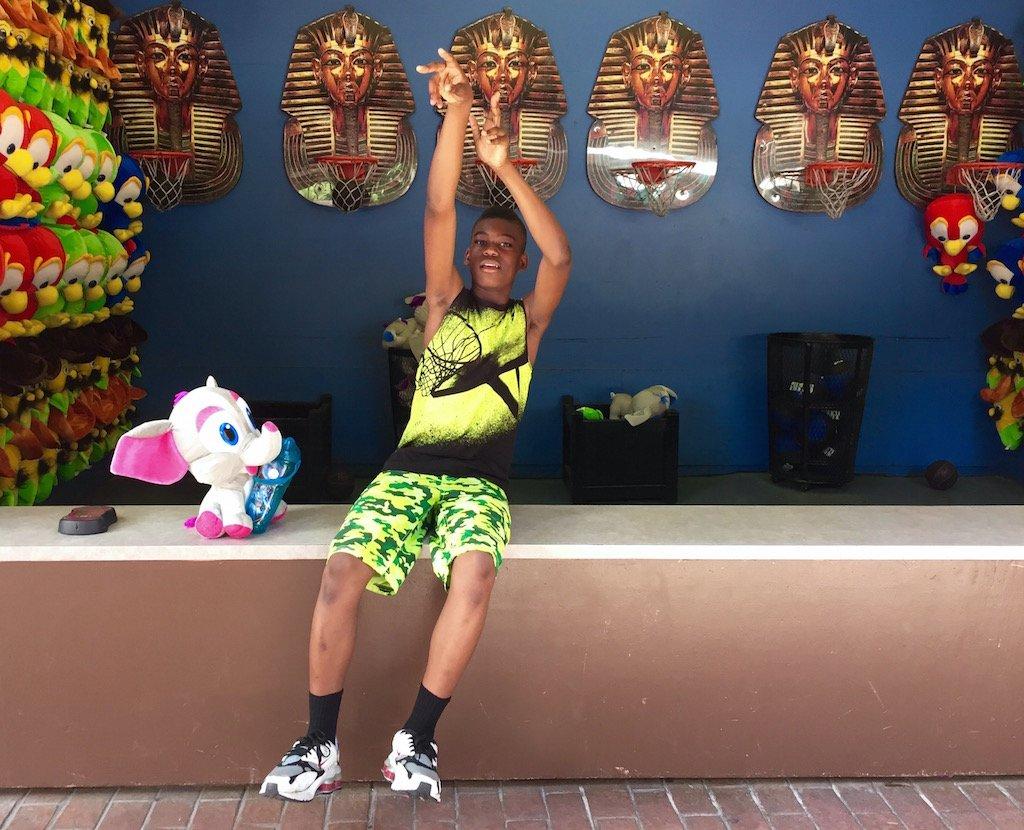 13th Birthday Fun At Busch Gardens Tampa