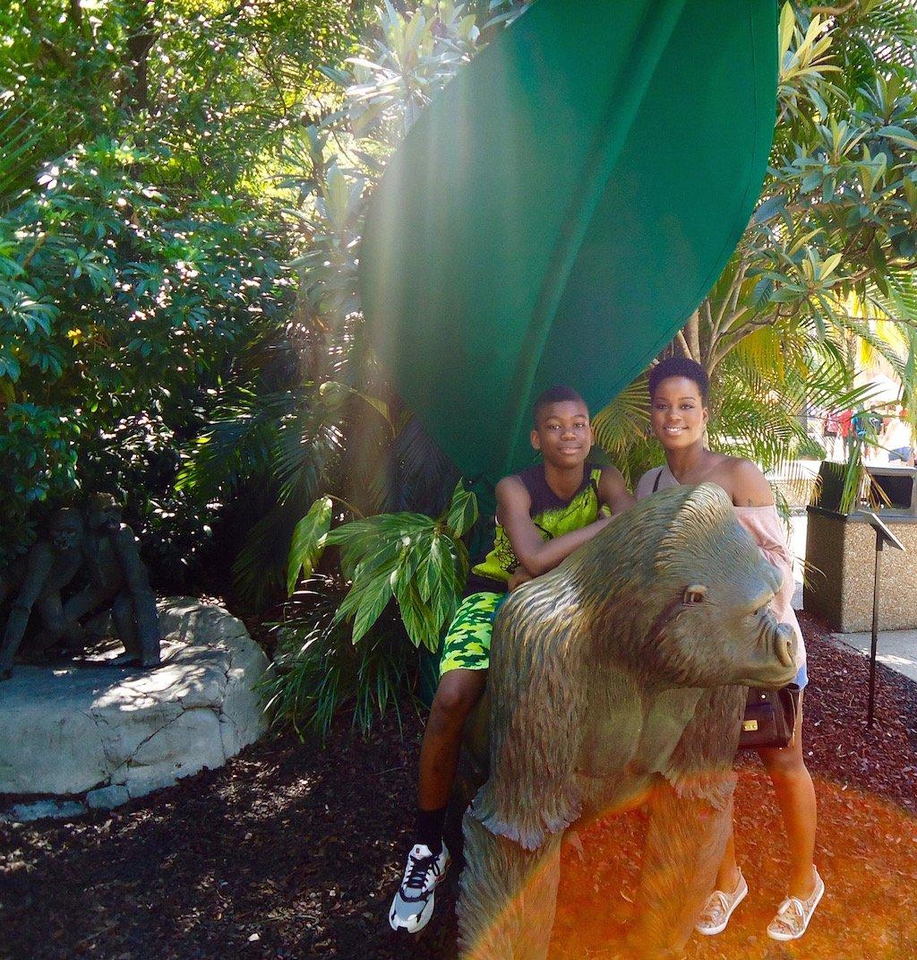 Busch Gardens Tampa Florida Vacation