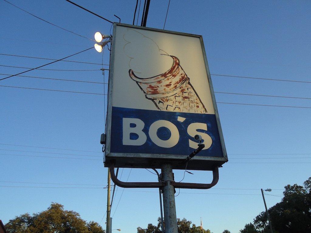 Bo's Ice Cream Tampa