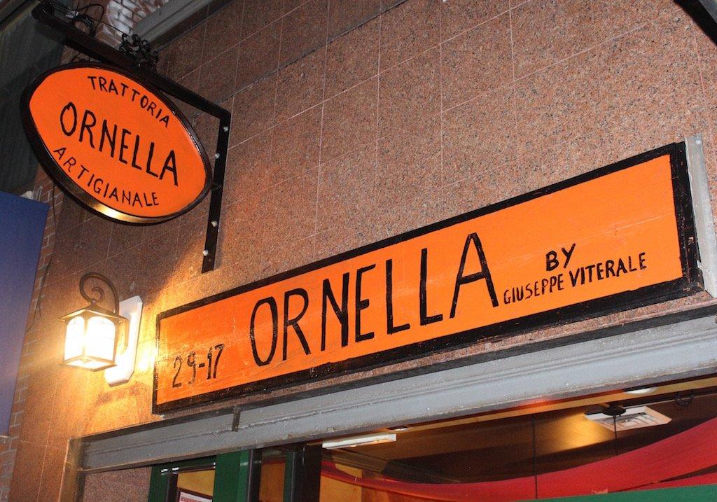 Ornella Trattoria Review