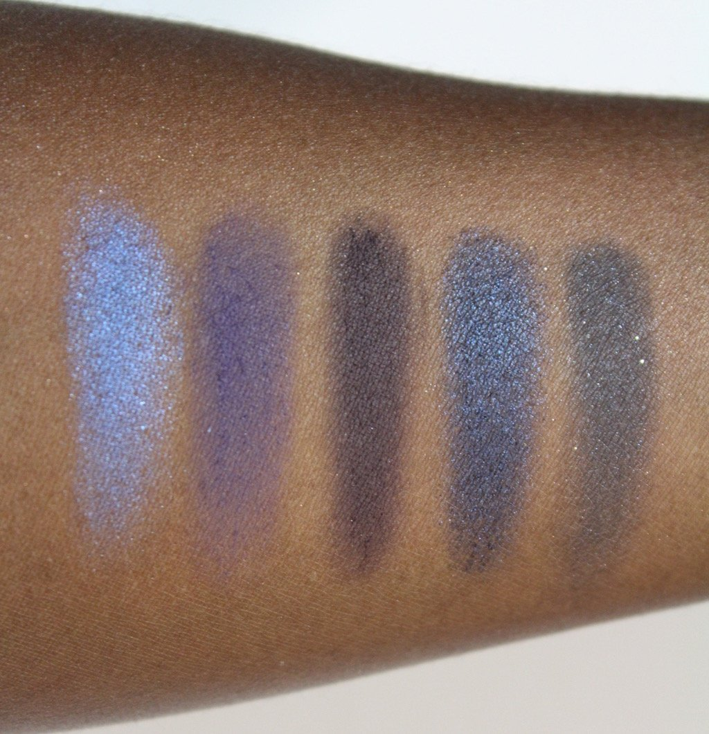 elf studio party ready palette swatches