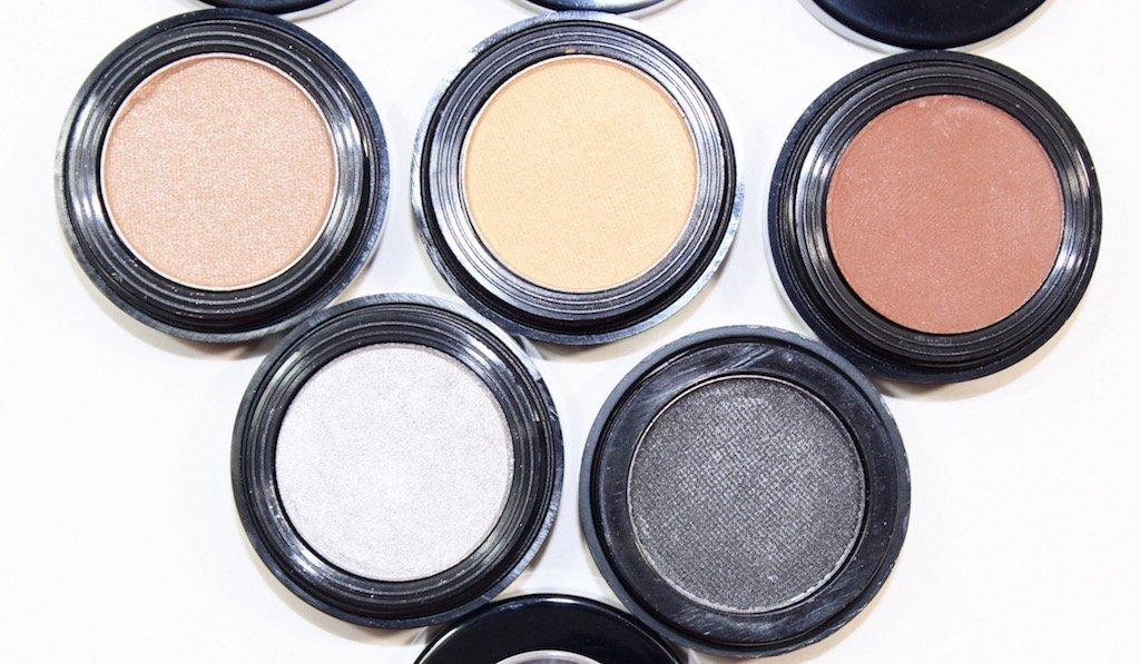 Vera Moore Cosmetics Eyeshadows