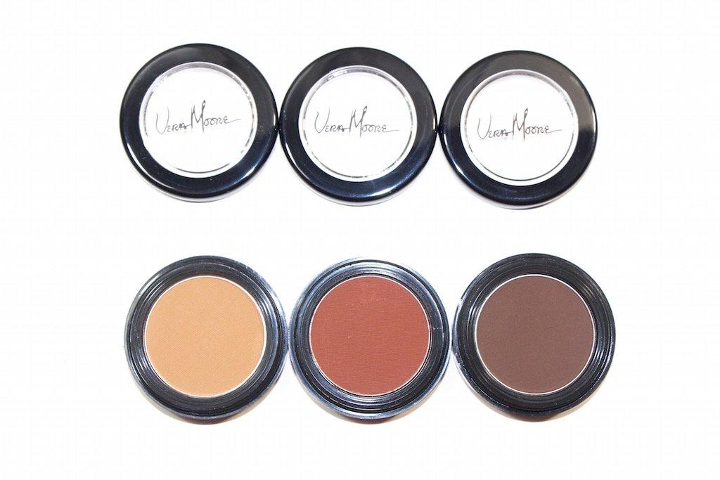 Vera Moore Cosmetics Matte Eyeshadows
