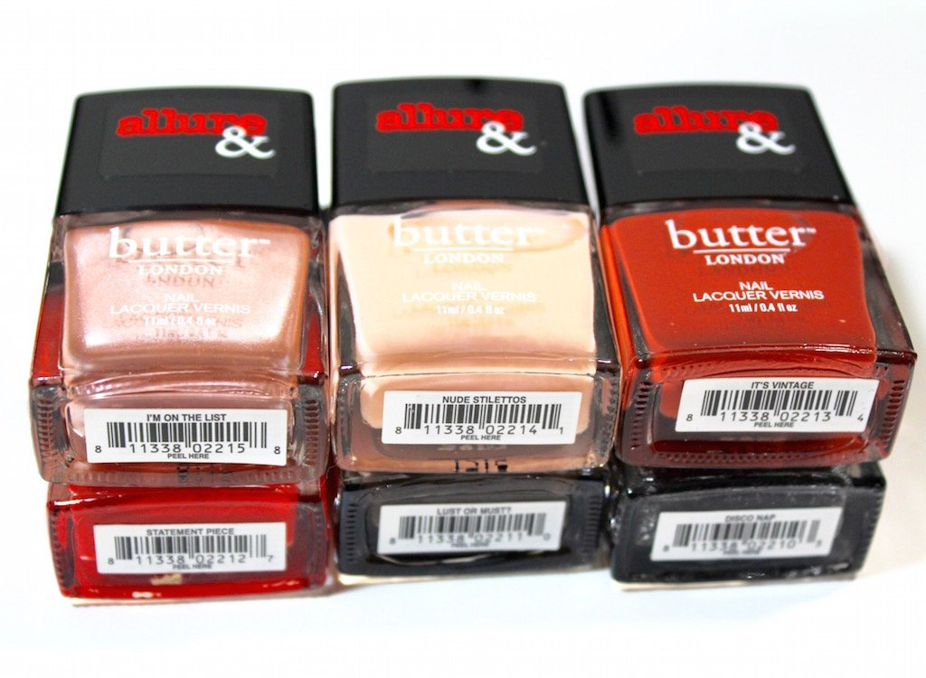 Allure & Butter London Arm Candy Collection