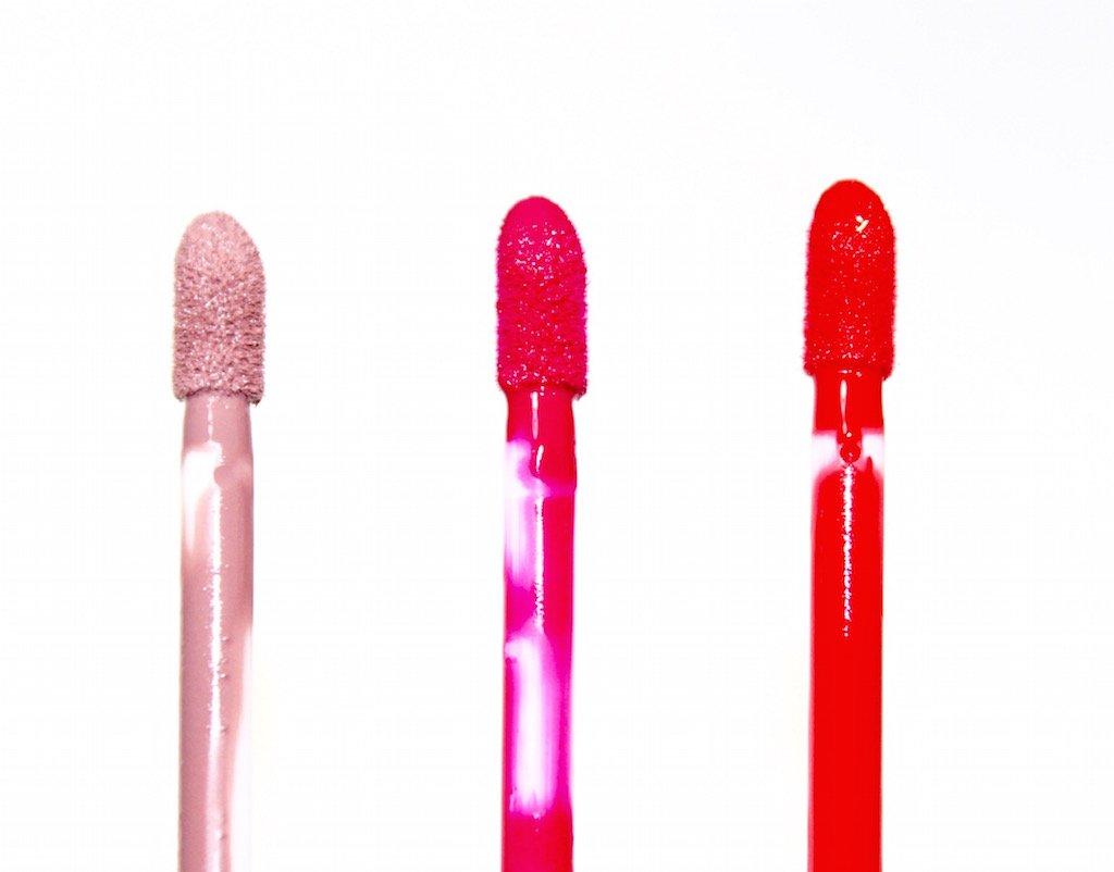ColourPop Ultra Matte Liquid Lipsticks in Trap, Mars, Succulent