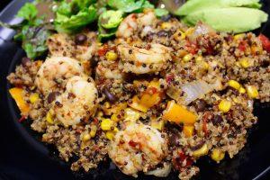 Mexican Style Quinoa Recipe