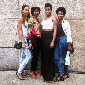 Natural Hair Essence Street Style Block Party 2015