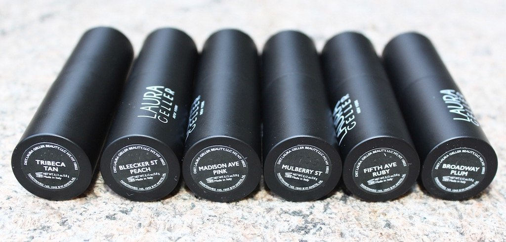Laura Geller Iconic Baked Sculpting Lipsticks