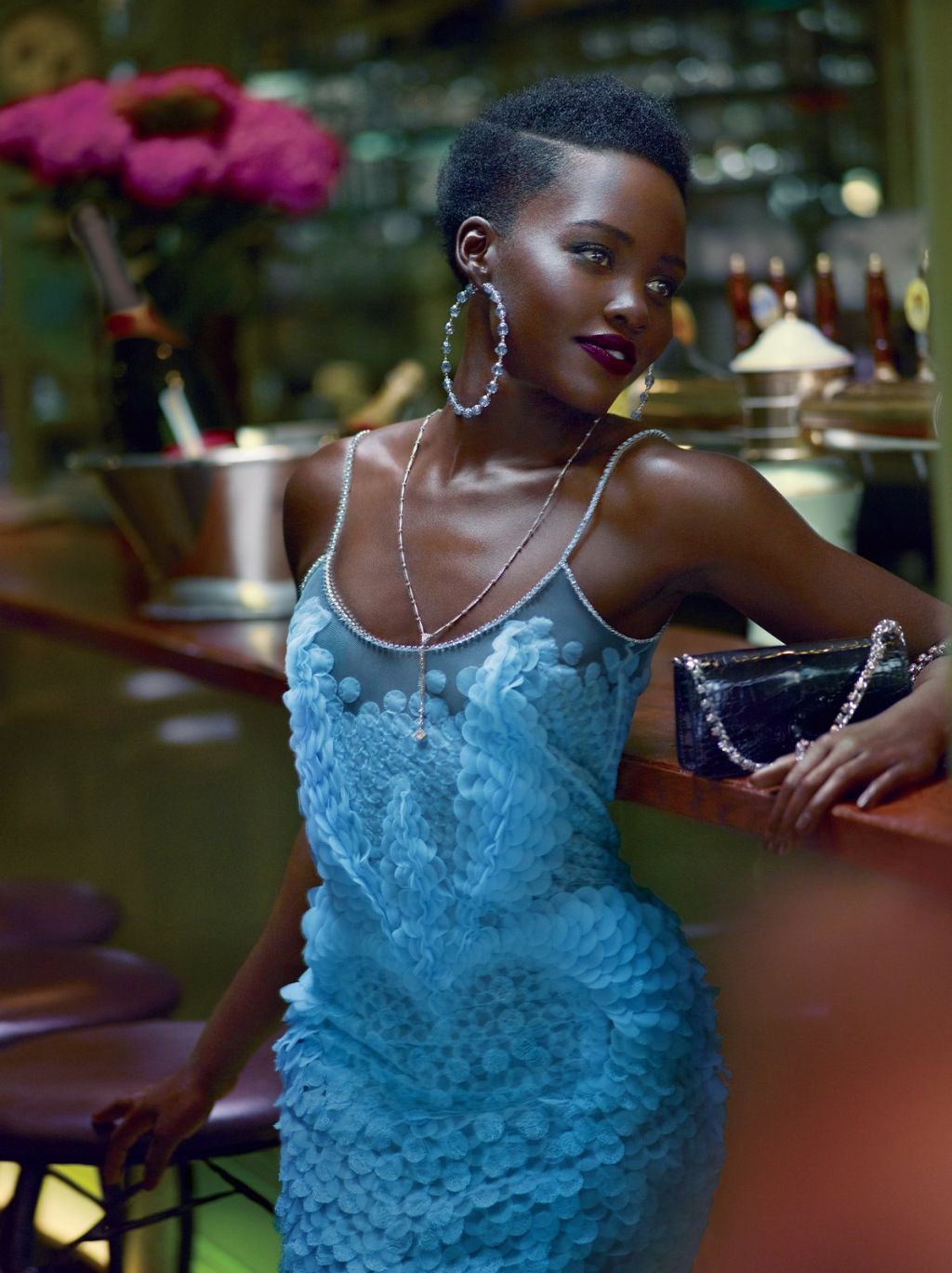 Lupita Nyongo Vogue October 2015