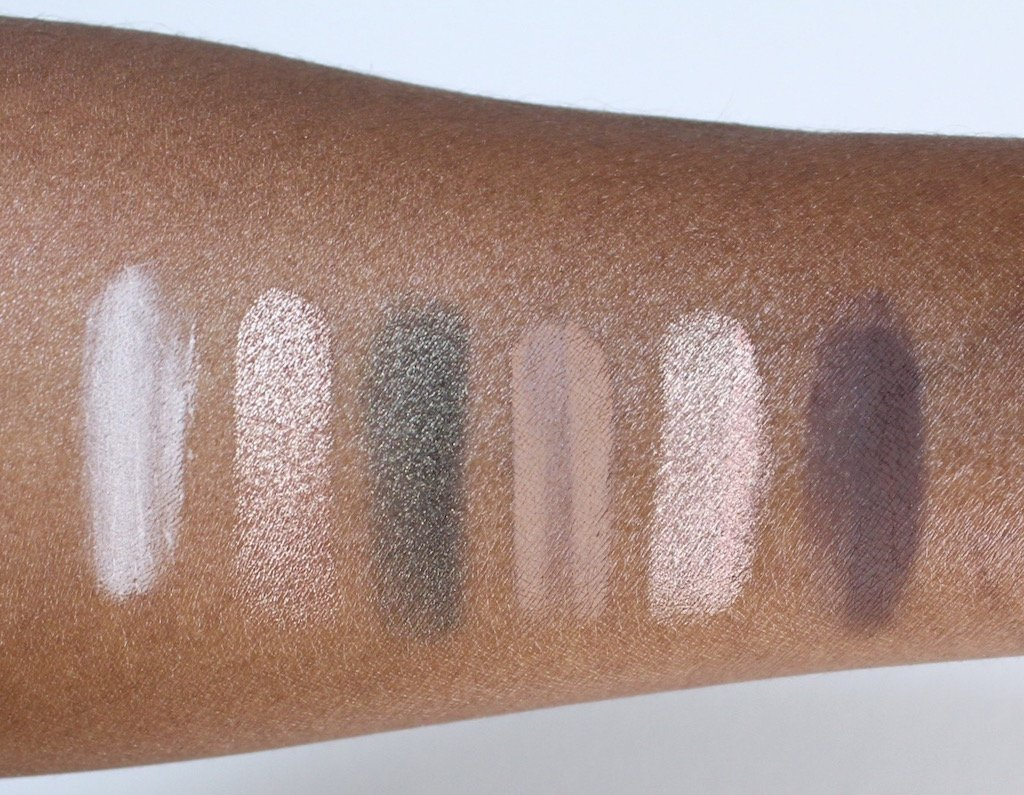 Butter London Shadowclutch Natural Charm Swatches