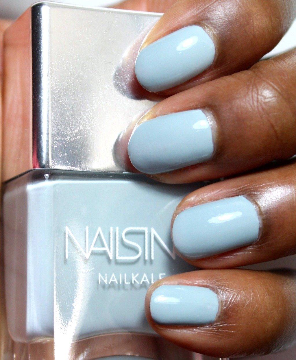 Nails Inc. Palace Gardens Nailkale Polish