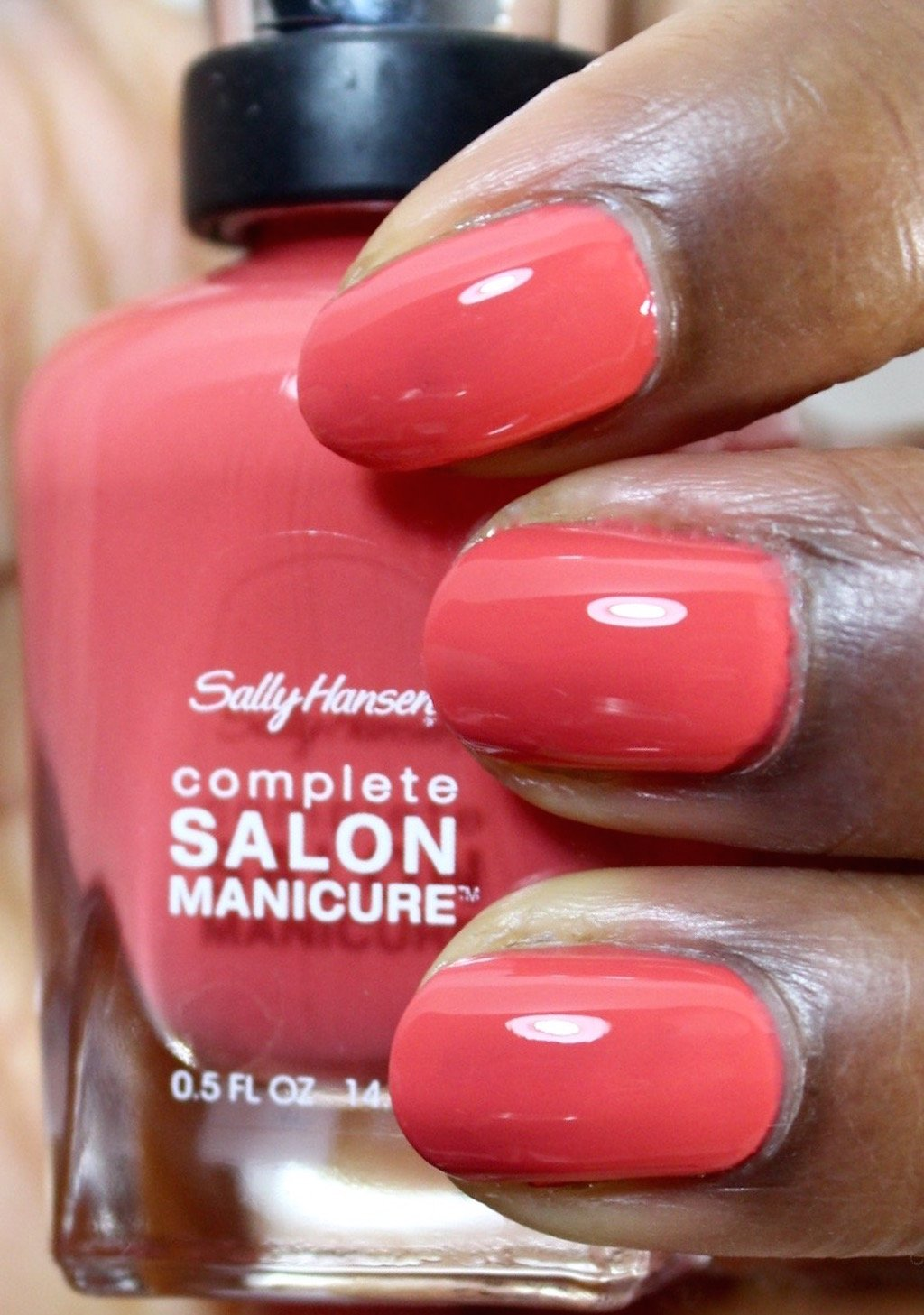 Sally Hansen Complete Salon Manicure Poof Be-Gonia